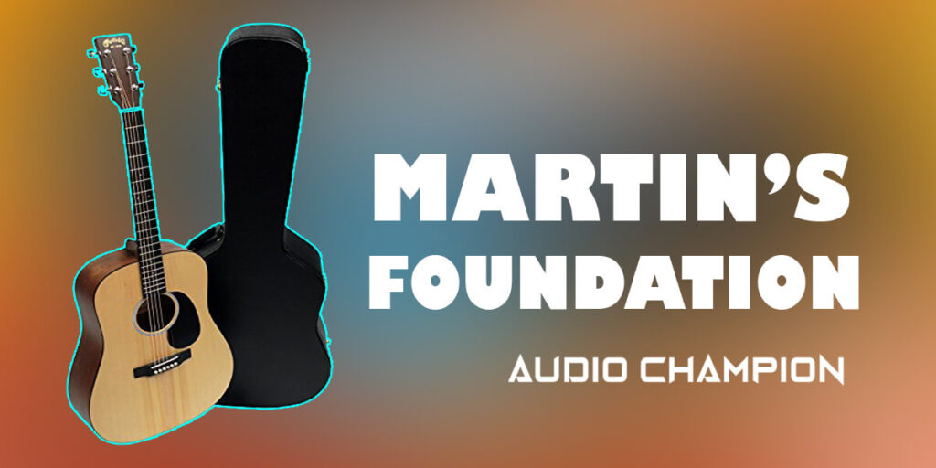 Martin Guitars Foundation And Work Experience