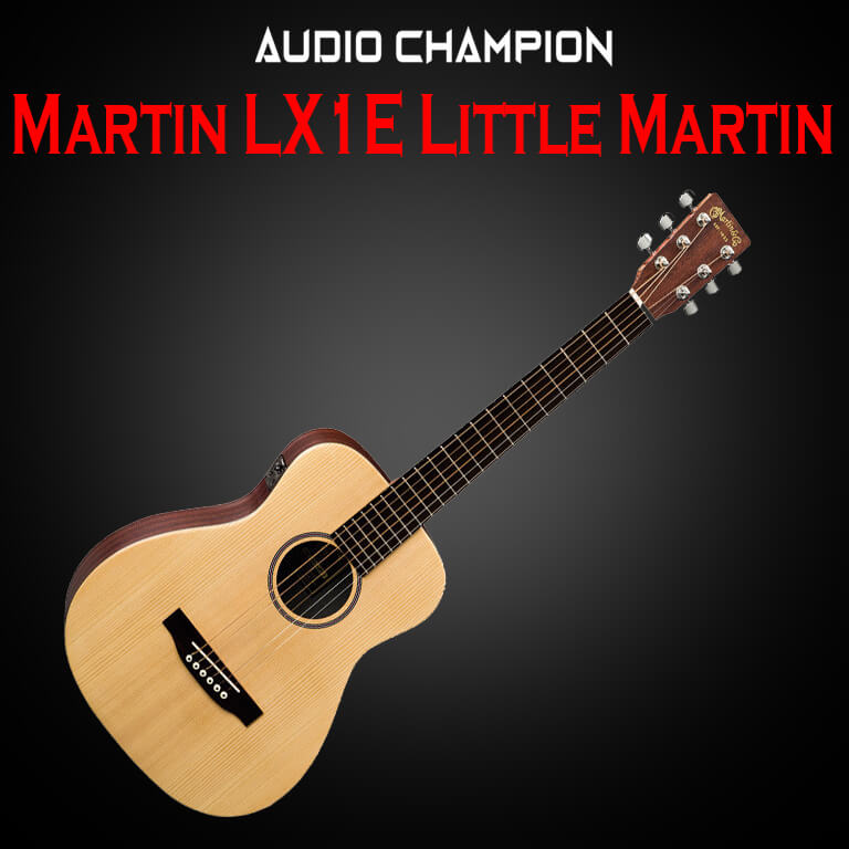 Martin LX1E Little Martin