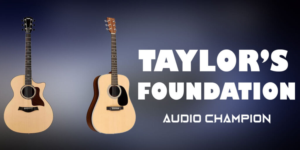 Taylor Guitars Foundation and Work Experience