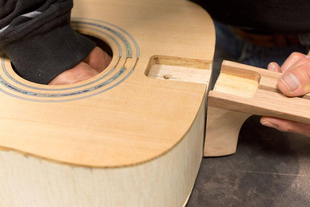 Taylor vs Martin Guitar Building