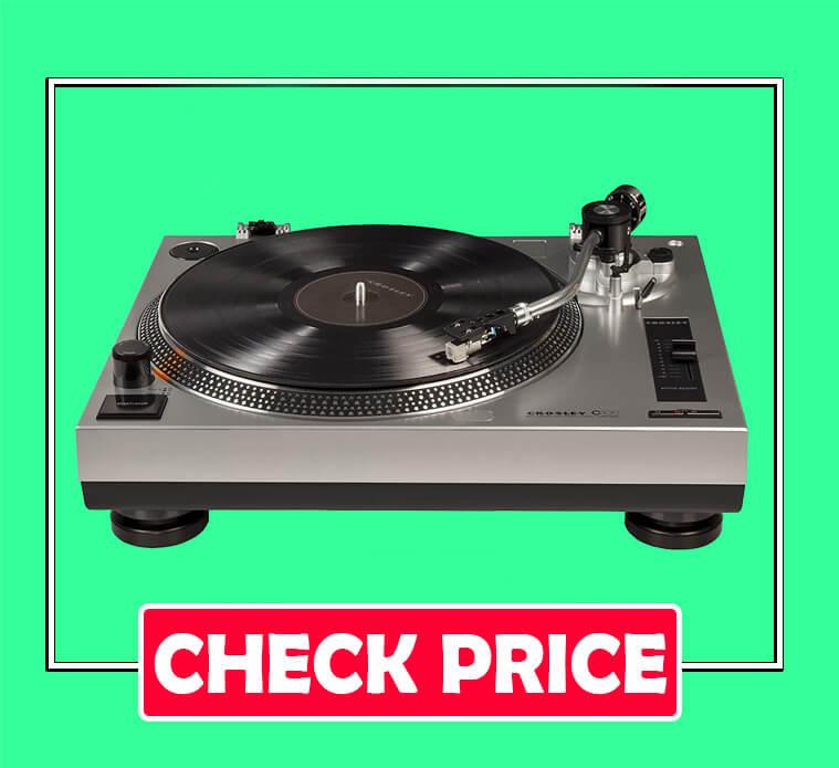 Crosley C100 Vinyl Turntable