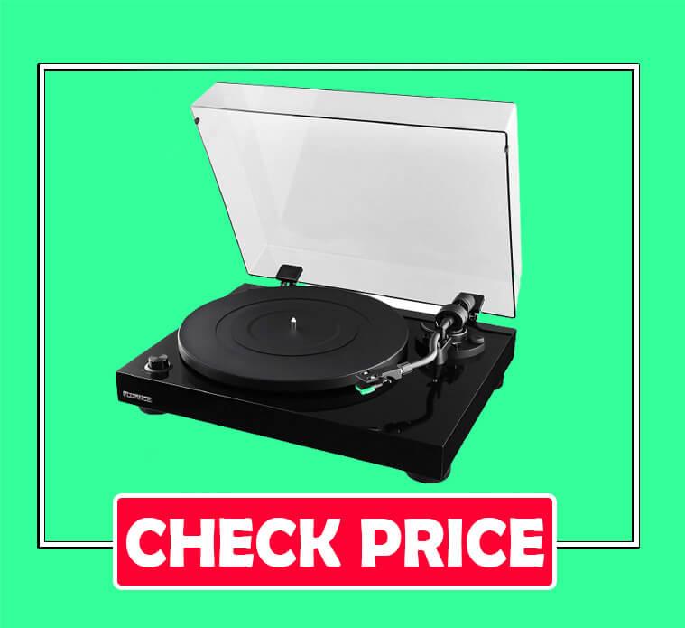 Fluance RT81 Elite High Fidelity Vinyl Turntable
