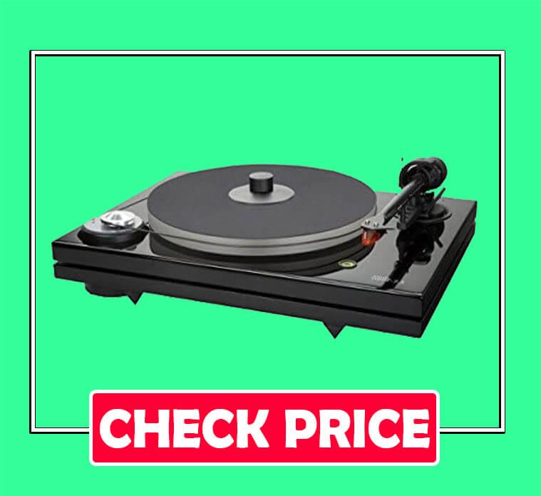 Music Hall MMF-7.3 2 Speed Audiophile Turntable
