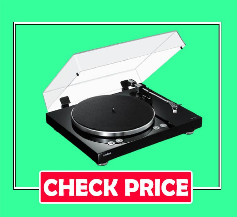 MusicCast VINYL 500 Wi-Fi Turntable