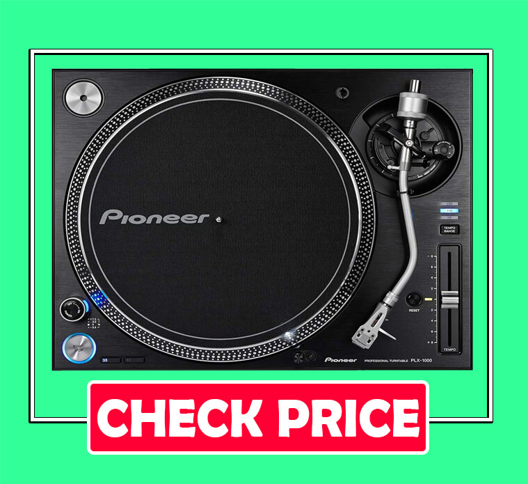 Pioneer DJ Direct Drive DJ Turntable