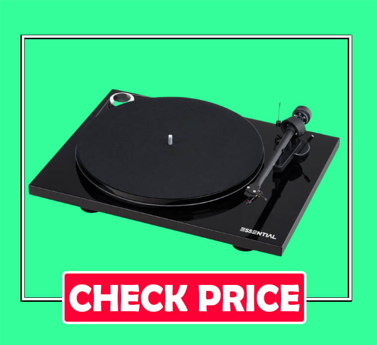 Pro-Ject Essential III Bluetooth Turntable