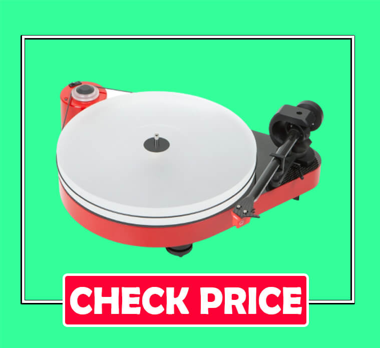Pro-Ject RPM5 Carbon DC Turntable
