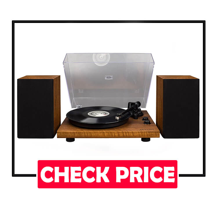 Crosley C62 Vinyl Turntable