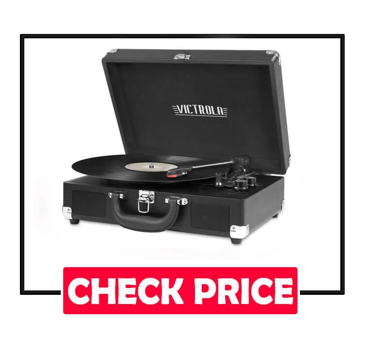 Victrola Vintage 3-Speed Bluetooth Turntable