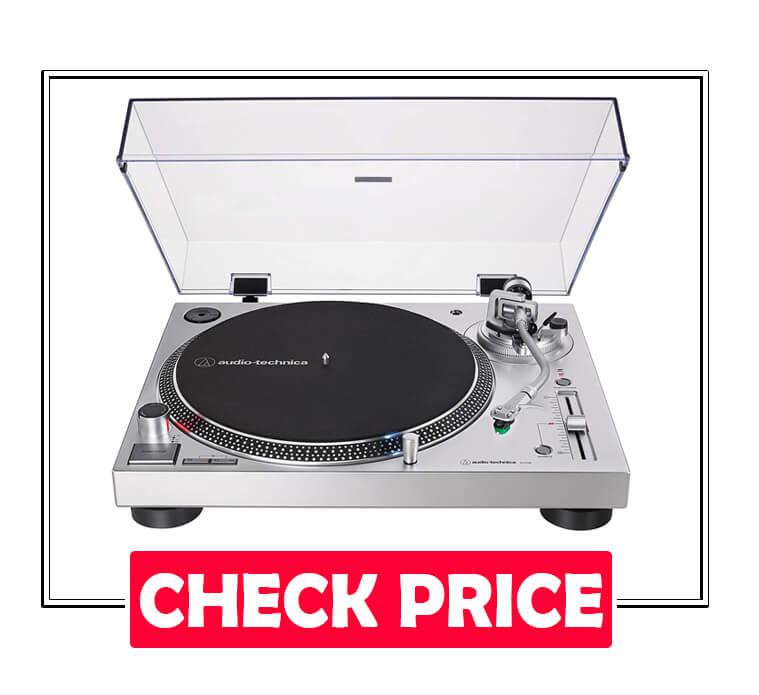 Audio-Technica AT-LP120XUSB Direct-Drive Turntable