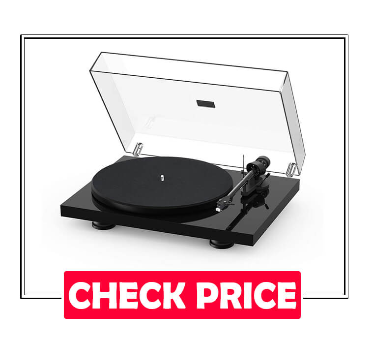 Pro-Ject Audio Debut Carbon Evo Turntable